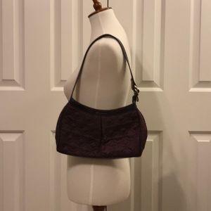 Vera Bradley   Small Quilted Shoulder Bag